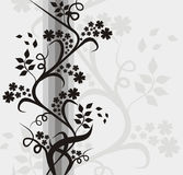 floral διάνυσμα ανασκόπησης απεικόνιση αποθεμάτων