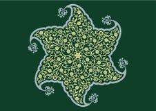 floral διακόσμηση Αγαδίρ Στοκ Εικόνες