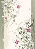 floral διακόσμηση Στοκ φωτογραφίες με δικαίωμα ελεύθερης χρήσης