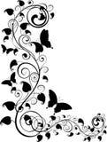 floral διακόσμηση Στοκ εικόνα με δικαίωμα ελεύθερης χρήσης