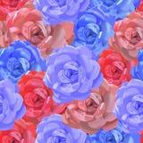 Floral διανυσματική ανασκόπηση διανυσματική απεικόνιση