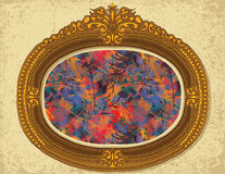 Floral ζωγραφική Στοκ φωτογραφία με δικαίωμα ελεύθερης χρήσης