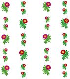 Floral ζωηρόχρωμο υπόβαθρο σχεδίων στοκ εικόνα με δικαίωμα ελεύθερης χρήσης