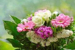 floral διάνυσμα απεικόνισης λουλουδιών ανθοδεσμών Στοκ φωτογραφίες με δικαίωμα ελεύθερης χρήσης
