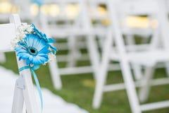 Floral διακοσμήσεις για το γάμο Στοκ εικόνα με δικαίωμα ελεύθερης χρήσης