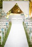 Floral διακοσμήσεις για το γάμο Στοκ φωτογραφία με δικαίωμα ελεύθερης χρήσης