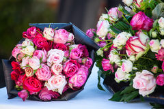 Floral διακοσμήσεις Στοκ εικόνα με δικαίωμα ελεύθερης χρήσης