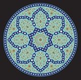 Floral διακόσμηση Nawa Στοκ φωτογραφία με δικαίωμα ελεύθερης χρήσης
