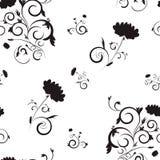 floral ΙΙΙ πρότυπο άνευ ραφής Διανυσματική απεικόνιση