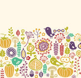 floral καλοκαίρι καρτών ελεύθερη απεικόνιση δικαιώματος