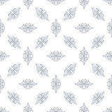 Floral κατ'ευθείαν γραμμή background3 απεικόνιση αποθεμάτων