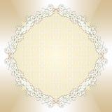 floral κύκλος ανασκόπησης Στοκ εικόνες με δικαίωμα ελεύθερης χρήσης