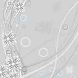 floral λουλούδι ανασκόπησης gr απεικόνιση αποθεμάτων