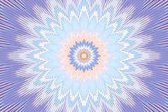 Floral λουλούδι υποβάθρου σχεδίων ουράνιων τόξων υπνωτικός διανυσματική απεικόνιση