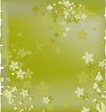floral παλαιό πρότυπο απεικόνιση αποθεμάτων