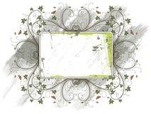 floral πλαίσιο απεικόνιση αποθεμάτων