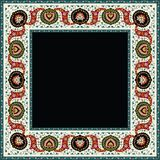 floral πλαίσιο fanis Στοκ Εικόνες
