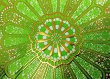 floral πράσινος ανασκόπησης Στοκ Φωτογραφίες