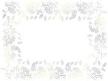 floral πρόσκληση καρτών διανυσματική απεικόνιση