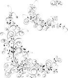 floral πρότυπα Στοκ Εικόνες
