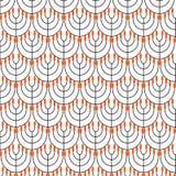 floral πρότυπο άνευ ραφής επίσης corel σύρετε το διάνυσμα απεικόνισης Στοκ Εικόνες