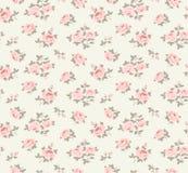 floral πρότυπο άνευ ραφής Στοκ Εικόνα