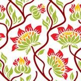 floral πρότυπο άνευ ραφής