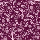 Floral πρότυπο, διάνυσμα Στοκ εικόνα με δικαίωμα ελεύθερης χρήσης