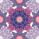 floral πρότυπο διακοσμήσεων άν&eps Στοκ Εικόνες