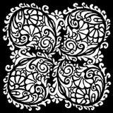 floral πρότυπο ελεύθερη απεικόνιση δικαιώματος