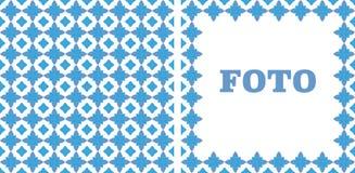 Floral πλαίσιο σχεδίων Στοκ φωτογραφίες με δικαίωμα ελεύθερης χρήσης
