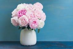 floral ροζ ανασκόπησης Στοκ Εικόνες