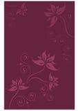 floral ροζ ανασκόπησης ελεύθερη απεικόνιση δικαιώματος