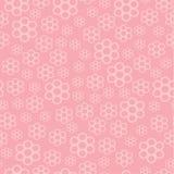 floral ροζ ανασκόπησης Στοκ Εικόνα