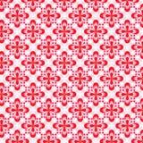 floral ροζ προτύπων Στοκ Εικόνα