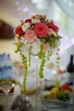 Floral ρύθμιση στοκ εικόνα με δικαίωμα ελεύθερης χρήσης