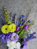 Floral ρύθμιση Στοκ φωτογραφίες με δικαίωμα ελεύθερης χρήσης