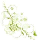 floral σας στοιχείων σχεδίο&upsilon Στοκ εικόνα με δικαίωμα ελεύθερης χρήσης