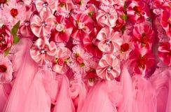 floral στεφάνη Στοκ φωτογραφία με δικαίωμα ελεύθερης χρήσης