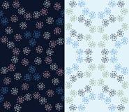 Floral σχέδια Στοκ Εικόνες