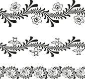 Floral σχέδιο Στοκ εικόνα με δικαίωμα ελεύθερης χρήσης