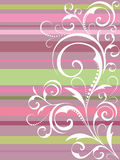 floral σύγχρονος περίκομψος &sigm διανυσματική απεικόνιση