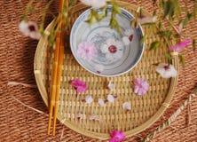 Floral σύνθεση SPA στοκ φωτογραφίες με δικαίωμα ελεύθερης χρήσης