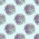Floral σύσταση υποβάθρου σχεδίου άνευ ραφής Στοκ εικόνα με δικαίωμα ελεύθερης χρήσης