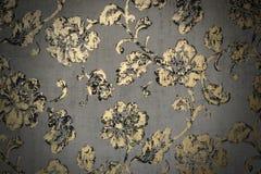 floral τρύγος ανασκόπησης Στοκ Εικόνα