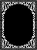 floral τρύγος πλαισίων Στοκ Εικόνες