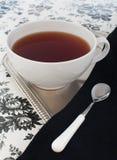 floral τσάι προτύπων Στοκ Φωτογραφία