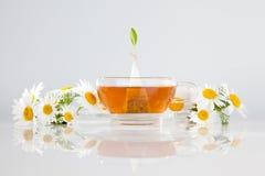 Floral τσάι Στοκ φωτογραφίες με δικαίωμα ελεύθερης χρήσης