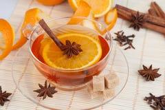 Floral τσάι Στοκ εικόνες με δικαίωμα ελεύθερης χρήσης