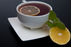 Floral τσάι Στοκ εικόνα με δικαίωμα ελεύθερης χρήσης